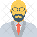Businessman Person Manager Icon