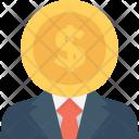 Businessman Entrepreneur Trader Icon