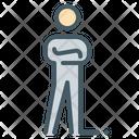 Human Person Profile Icon