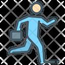 Human Run Runner Icon