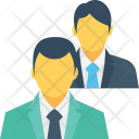 Businessmen Boss Director Icon
