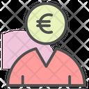 Businessman Man User Icon