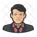 Businessman Business Casual Icon