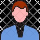 Businessman Avatar Professional Icon