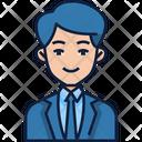 Businessman Business Man Icon