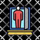 Expert Businessman Dream Job Standing Icon