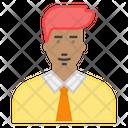 Broker Businessman Business Agent Icon