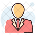 Avatar Businessman Business Person Icon