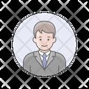 Guy Man Businessman Icon