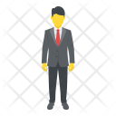 Businessman Accountant Business Icon