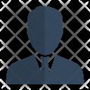 Suit User Avatar Icon