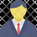 Businessman Business Person Icon
