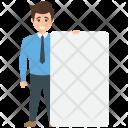 Holding Marketing Agency Icon