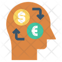 Businessman mind Icon