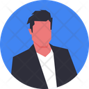 Businessman Pose Icon