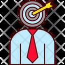 Businessman Recruitment Icon