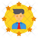 Skill Businessman Man Icon