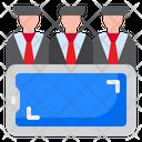 Businessman Smartphone Icon
