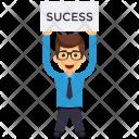 Success Successful Sign Icon