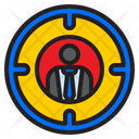 Businessman Target Target Businessman Icon