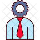 Business Man Work Icon