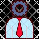 Business Man Work Icon