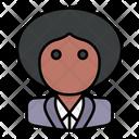 User Businesswoman Profile Icon