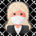 Businesswoman Avatar Woman Icon