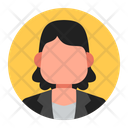 Avatar People Business Icon