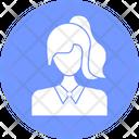 Businesswoman Icon