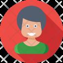 Businesswoman Lady Woman Icon