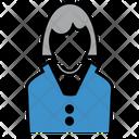 Businesswomen- Icon