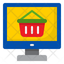 Busket Shopping Computer Icon