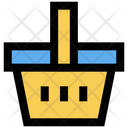 Shopping Ecommerce Cart Icon