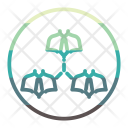 Bussiness Network Icon