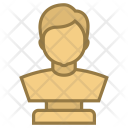 Bust Icon