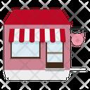 Butcher's shop Icon