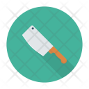Chop Butcher Knife Icon