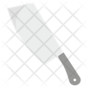 Butcher Knife Cleaver Knife Icon