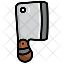 Butcher Knife Knife Cleaver Icon