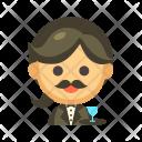 Butler Avatar Profession Icon