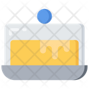 Butter Ingredients Baked Icon
