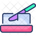 Butter Cheese Foodstuff Icon