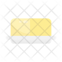 Butter Food Bakery Icon