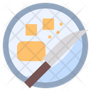 Butter Bakery Ingredient Icon