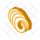 Butter Curl Outlie Icon