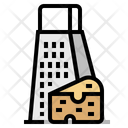 Butter Grater Butter Grater Icon