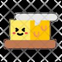 Butter Knife Cut Cut Knife Icon
