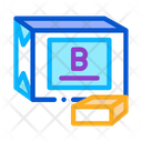 Pack Butter Dairy Icon