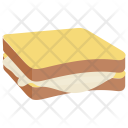 Butter Sandwich Icon